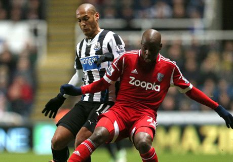 Mulumbu denies wanting to leave West Brom