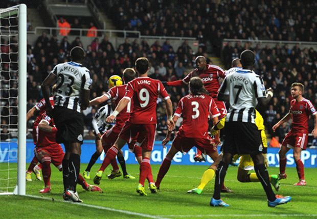 Newcastle 2-1 West Brom: Gouffran & Sissoko fire hosts up to fifth