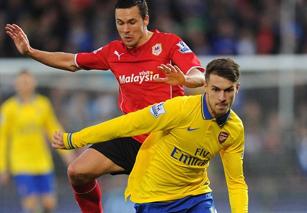 Ramsey on the same level as Bale, says Chris Coleman