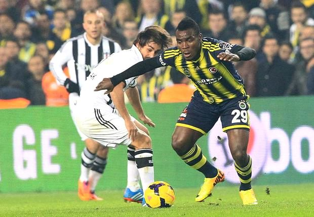 Nigeria Player of the Week: Emmanuel Emenike - Fenerbahce