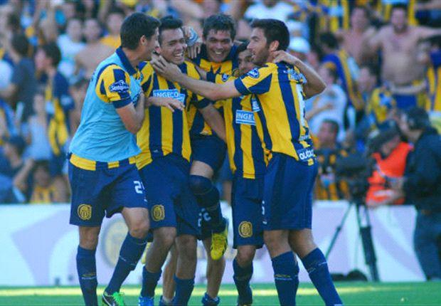 El último clásico fue en octubre y ganó Central por 2 a 1 en Arroyito.