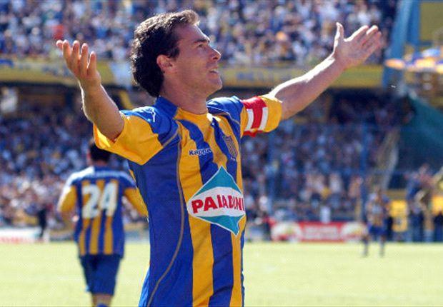 El Kily González se había retirado profesionalmente en Rosario Central.
