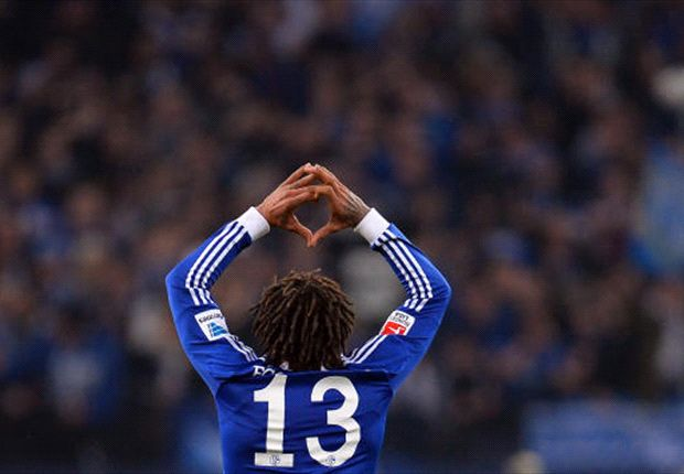 Jermaine Jones scores in Schalke victory over Stuttgart
