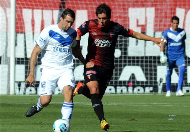 Colón 0-2 Vélez Sarsfield: La esperanza es lo último que se pierde