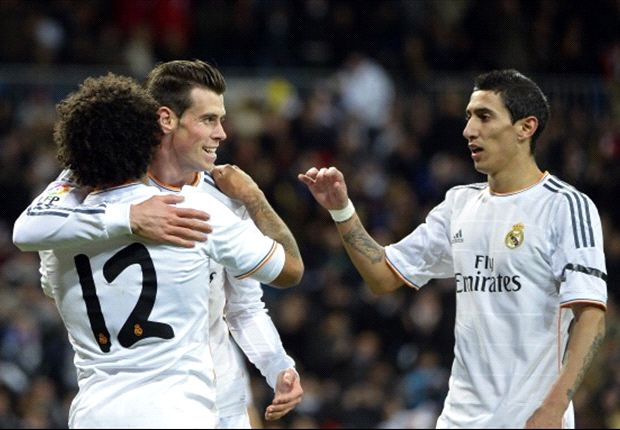 Marcelo: Bale is great - but he's still no Ronaldo