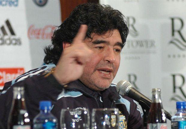 Für Maradona hat Cristiano Ronaldo in diesem Jahr den Titel des Weltfußballers verdient