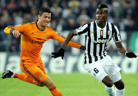 Pogba backs Ronaldo for Ballon d'Or
