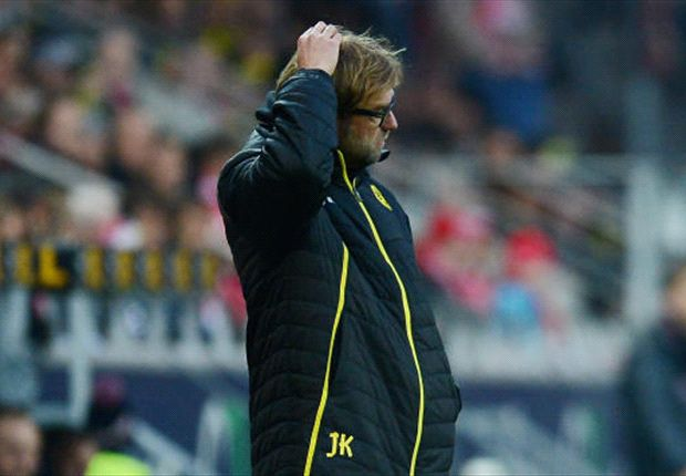 Klopp: Dortmund need the winter break