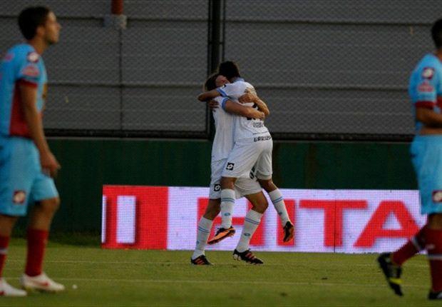 Belgrano terminó con la ilusión de Arsenal, que se bajó de la pelea.