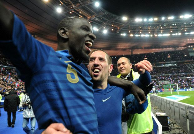 Ribery 'disappointed' with Sakho Ballon d'Or snub