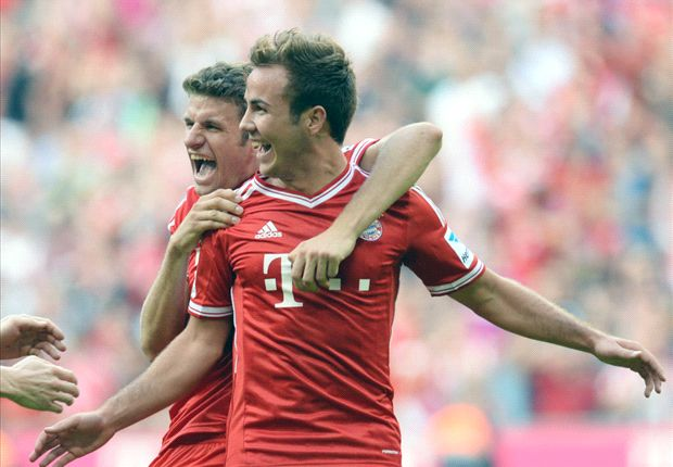 Gotze: I will play wherever Guardiola needs me