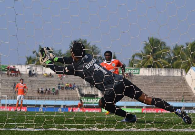 Salgaocar FC 0-1 Sporting Clube de Goa: Kalu strike separates the two Goan sides