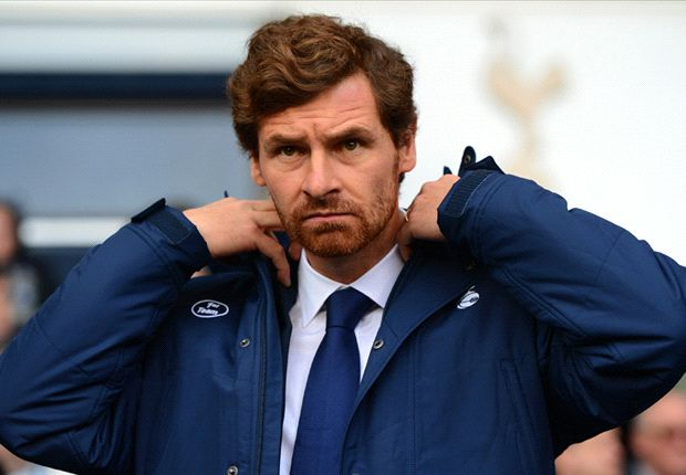 Villas-Boas to leave Tottenham by the summer