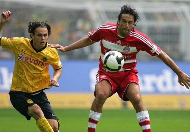 Tottenham Join The Race For Bayern Munich's Luca Toni – Report