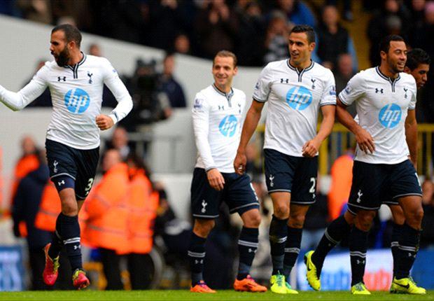 Tottenham 2-2 Manchester United: Sloppy Spurs left to rue Rooney penalty