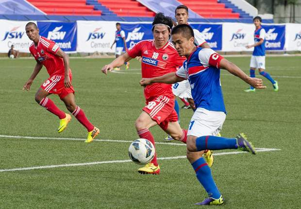Bengaluru FC 2-1 Shillong Lajong FC: Chhetri's brace secures another home win for Westwood's side