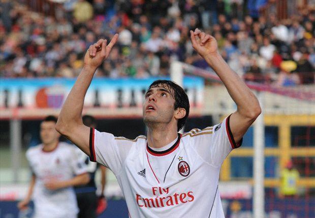 Kaká: Carlo Ancelotti me dijo que quería que me quedara en el Real Madrid