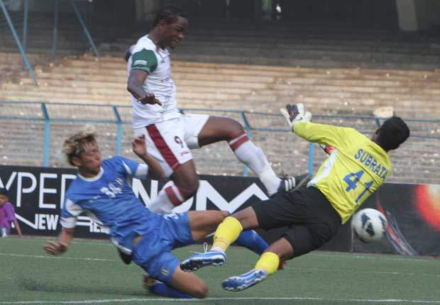 Top and Flop: Mohun Bagan 0-2 Rangdajied United