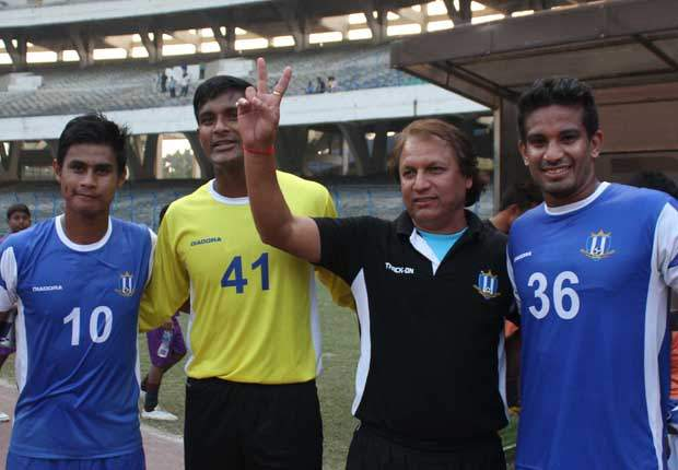 Kashyap was over the moon with his team's first home win.