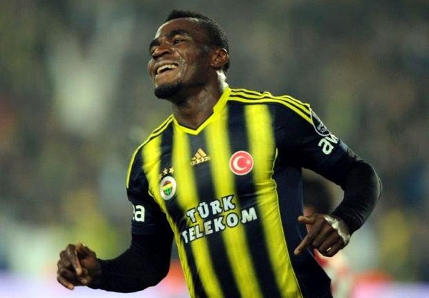 Nigerians Abroad: Emenike, Osaze & Mba paint Europe with goals