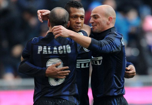 Inter 1-1 Sampdoria: Renan rescues point for visitors