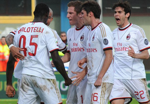 Allegri: Milan needed Catania victory