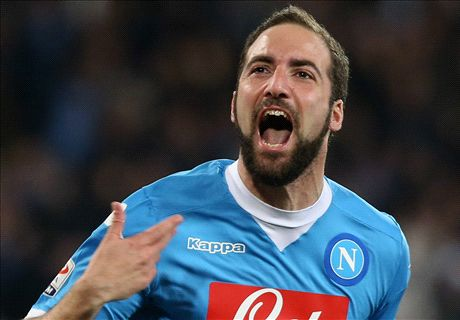 Juventus secure deal for Higuain