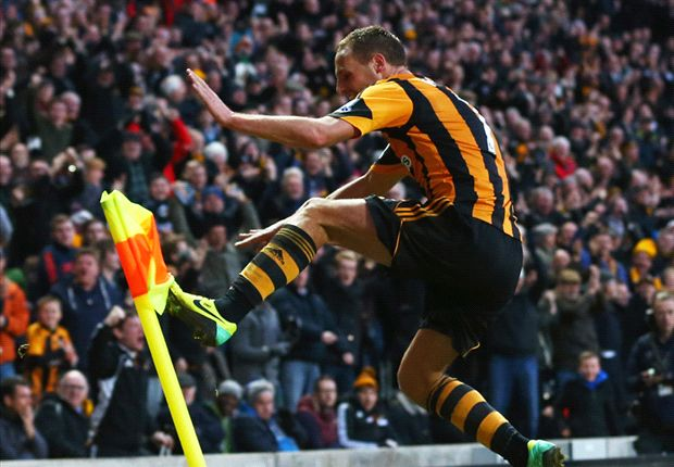 Hull City Tumbangkan Liverpool
