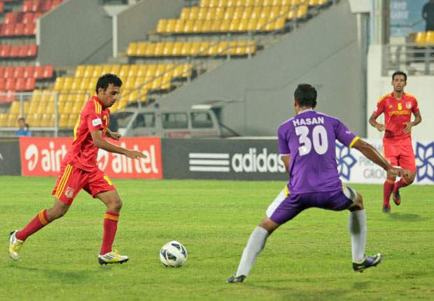 Pune FC 1-1 United SC: Asif earns a point for the away side