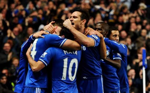 John Terry Chelsea Southampton Premier League 01122013