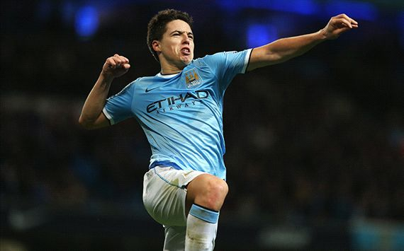 Two for Nasri as Swansea swept away