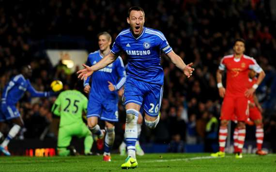 Cahill and Terry spare Essien's blushes
