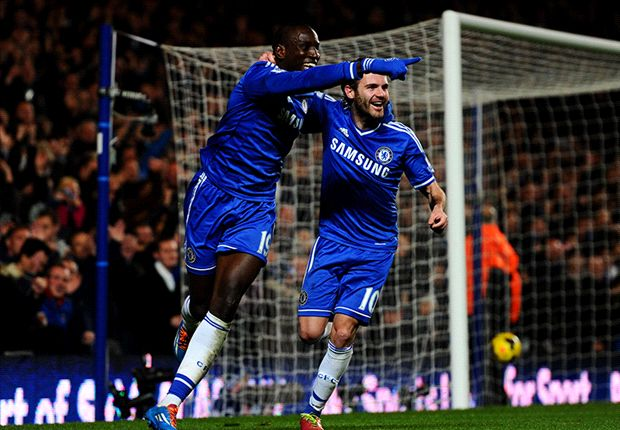 Ivanovic backs Ba to step up Chelsea contribution