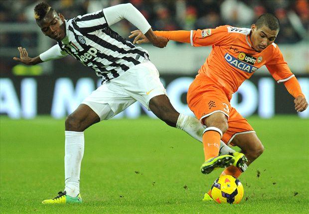 Juventus 1-0 Udinese: Late Llorente goals gives Bianconeri win