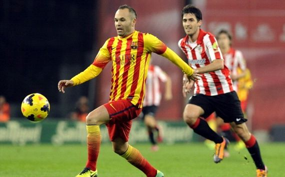 Iniesta: No crisis of confidence