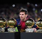 Zanetti: I hope Messi wins Ballon d'Or