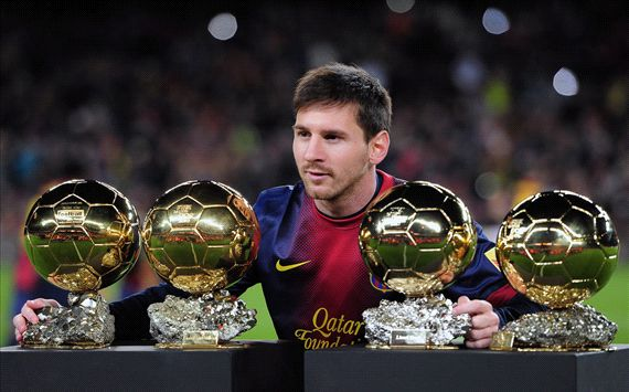 Who should win the Fifa Ballon d'Or?