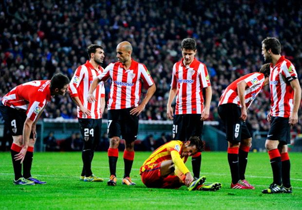 Athletic Bilbao 1-0 Barcelona: Muniain condemns Catalans to back-to-back defeats