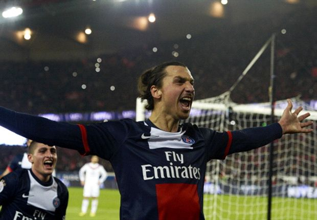 Paris Saint-Germain 4-0 Olympique Lyonnais: Ibrahimovic double puts Gones to the sword