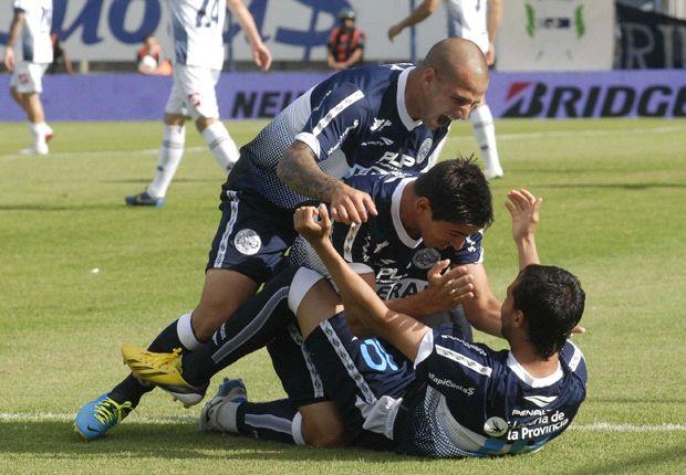 Gimnasia venció a Quilmes en un duelo clave por los promedios