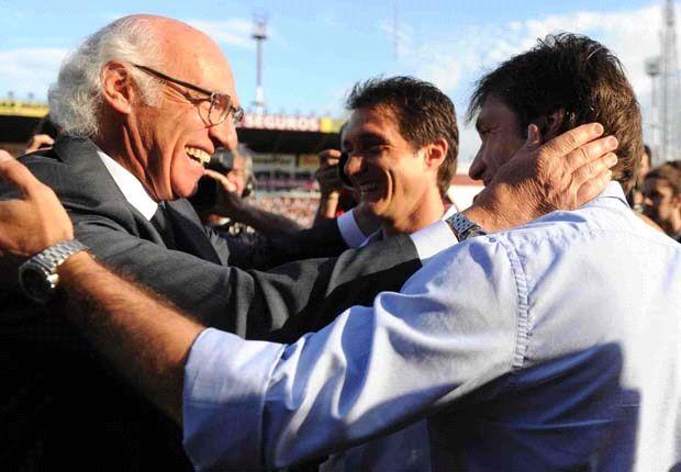 El conjunto de Bianchi quedó en el camino. El de Guillermo sigue con chances.