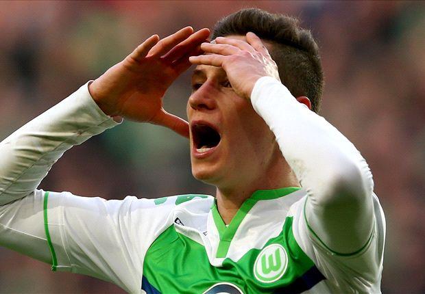 Wolfsburg rule out Draxler sale