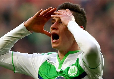 Wolfsburg rule out Draxler sale