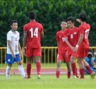 Singapore begin quest for SEA Games gold