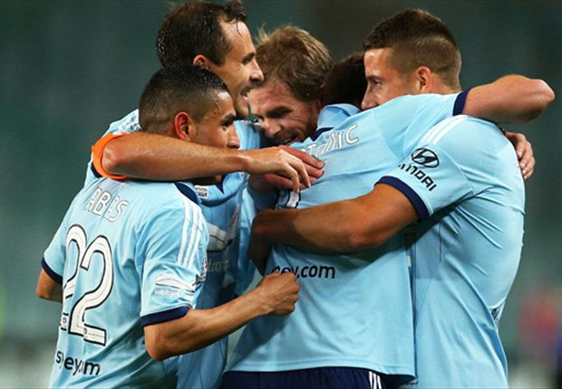 How did the Sky Blues win without their talisman?