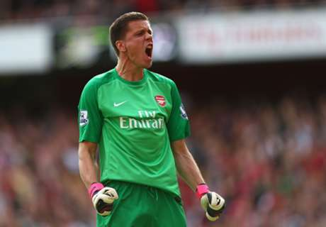 A vastly improved Wojciech Szczesny has been an unsung hero for Arsenal this season