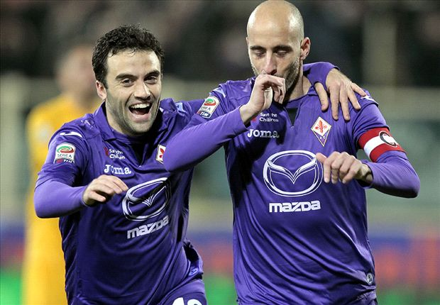 Montella calls for a more ruthless Fiorentina after winning seven-goal thriller