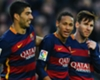 MSN scare off forwards from Barca