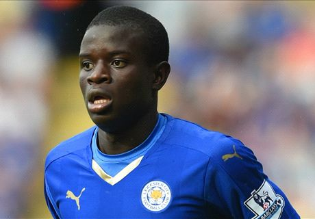 Ranieri: Leicester 'crying' over Kante