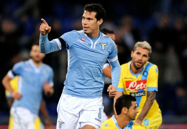 Hernanes can make the difference for Inter - Alvarez